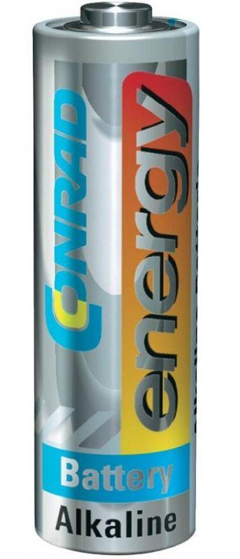 Alkalická baterie typu AA
