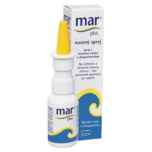 Mořská voda s dexpanthenolem ve spreji Mar Plus 20ml